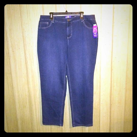 7eaf2214a2341 Jms women s jeans size 18W NWT soft stretch denim